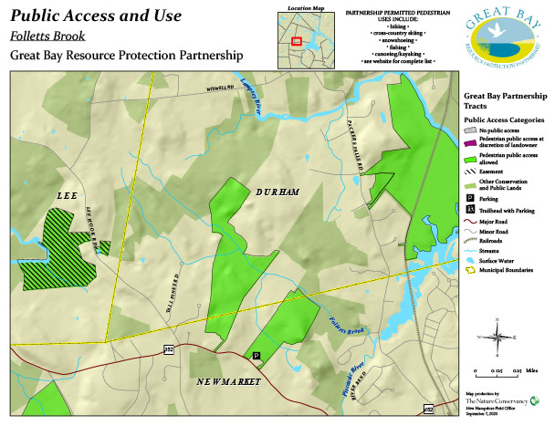 Follets property access map
